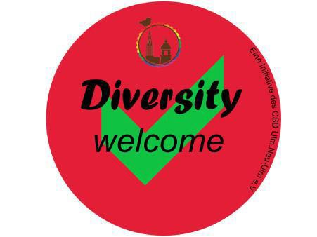 diversity welcome